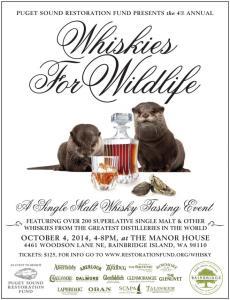 whiskies for wildlife